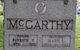Patrick Francis McCarthy