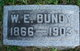 William Edgar Bundy