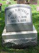 Hugh R Steele