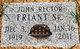 John Rector Friant, Sr