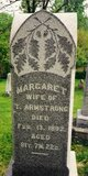 Profile photo:  Margaret <I>McQuown</I> Armstrong