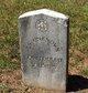 1st Headstone 29 Unknown