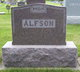 Profile photo:  Almer Alfson