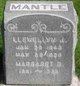 Margaret <I>Davis</I> Mantle
