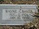 Wayne A. Baker
