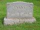 Alva Ward Evans