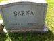 Profile photo:  Marion F <I>Herbert</I> Barna