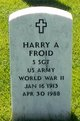 Harry Andrew Froid