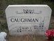 Mary Elizabeth <I>McGlothlin</I> Caughman