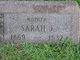 Sarah J. <I>Hursey</I> Felumlee
