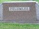 Cornelius Sidle Felumlee