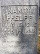 Nancy Ann <I>Honaker</I> Phelps