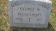 Profile photo:  George Willard DeLoughary, Jr
