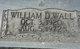 William Dolphus Wall