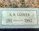 "Profile photo:  A. R. ""AR"" Glover"