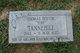 """Thomas Benton """"Tobe"""" Tannehill"""