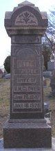 "Profile photo:  Margaret Elizabeth ""Bettie"" <I>Nicholls</I> Glover"