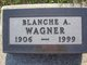 Profile photo:  Blanche Wagner