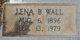 Lena Brock Wall