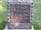 Wilhelmina L. <I>Hahn</I> Weidner