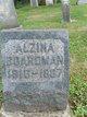 Profile photo:  Alzina <I>Wyman</I> Boardman