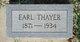Earl Thayer