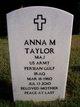 Anna Marie Taylor