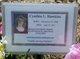 "Profile photo:  Cynthia ""Cindy"" <I>Greenlee</I> Hawkins"