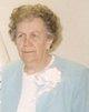 """Profile photo:  Althea Mae """"Thea"""" <I>Guilmette</I> Gibbons"""