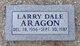 Profile photo:  Larry Dale Aragon
