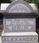 Profile photo:  Bettie <I>Lasker</I> Alexander