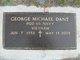 "George Michael ""Mike"" Dant"
