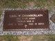 """Carl William """"Hank"""" Chamberlain"""