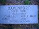 Derek Noel Davenport