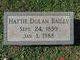 Hattie Dolan Bailey