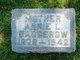"""Profile photo:  Anna Lovina """"Annie"""" <I>Bartley</I> Badgerow"""