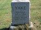 Mary Helen <I>Payne</I> Yake