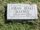 Hiram Elias Matney