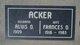 Alvis Acker