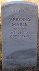 Verona Marie <I>Lackey</I> Alexander