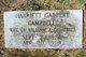 Harriett <I>Gabhert</I> Campbell