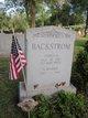 Profile photo:  James Arthur Backstrom, Sr