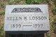 Profile photo:  Helen W. Losson