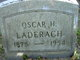 Oscar H Laderach