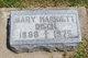 Mary Harriet <I>Hildebrandt</I> Disch