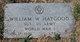 """William Warren """"Bill"""" """"Willie"""" Haygood"""