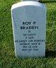 Profile photo:  Roy Patterson Braden