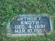 Arthur Frederick Knoth