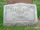 Profile photo:  Edward Ferguson