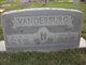 Profile photo:  Bennie Lee <I>Mote</I> Vanderburg